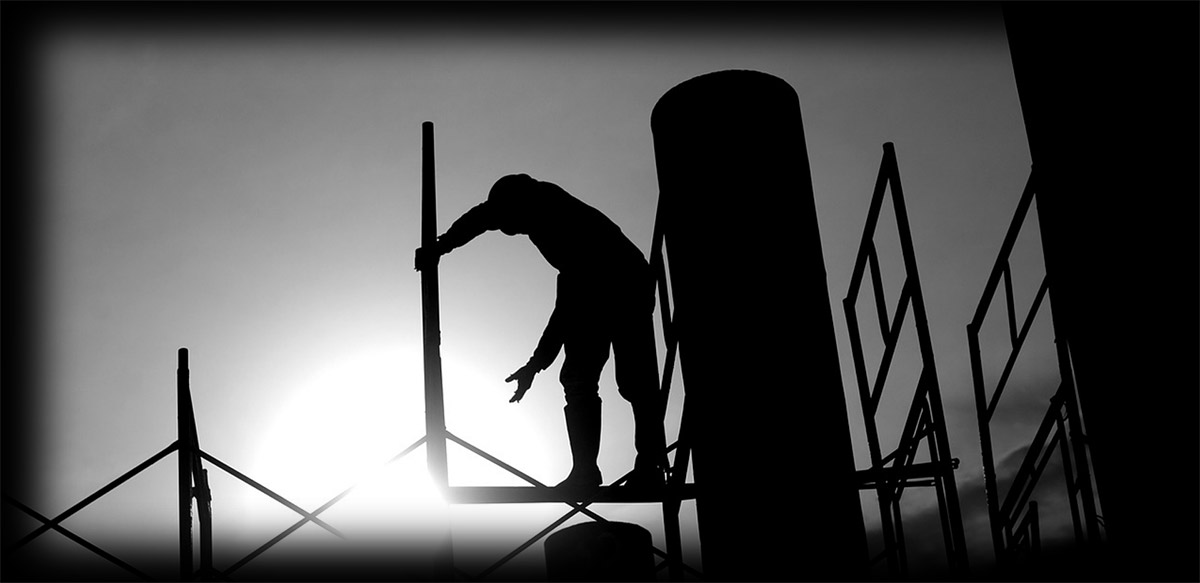 Scaffolding Construction Accident Case Resulting in a $1.325 million award by Foulke Law Firm, 55 Main St. Goshen, NY - NJ