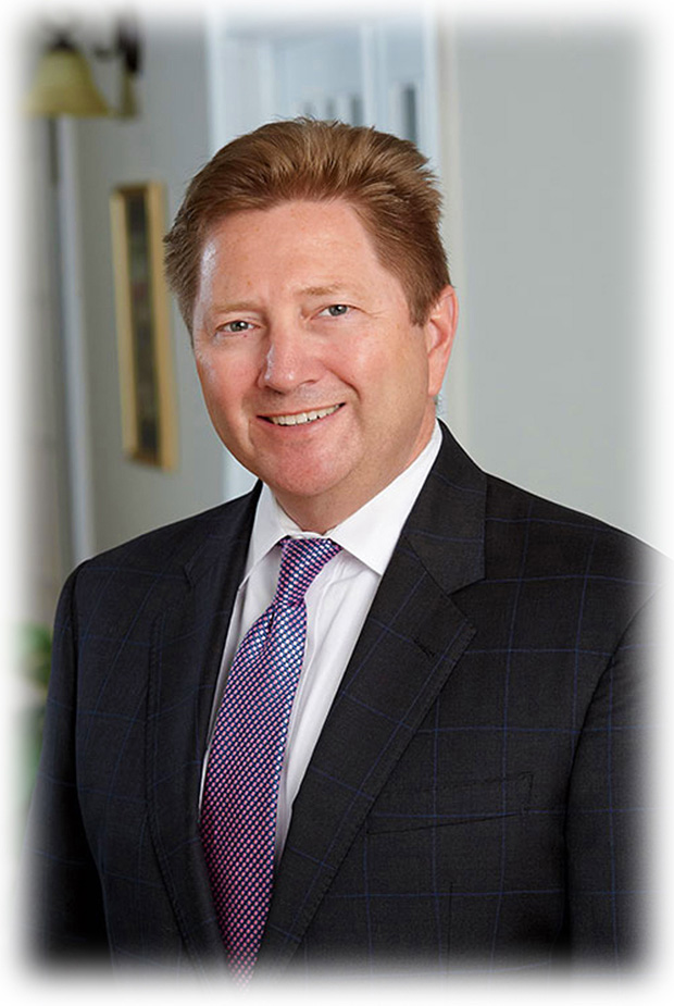 Evan M. Foulke, Esq., highly successful vehicle accident, construction injury, and employment discrimination lawyer with many multi-million-dollar case results over a 30-year career.