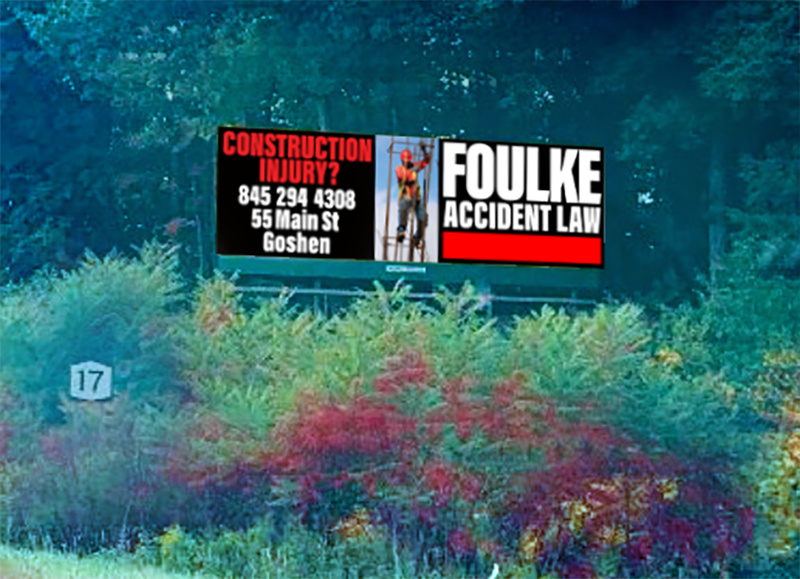 RT17-BILLBOARD-FOR-FOULKE-ACCIDENT-LAW-FOR-CONSTRUCTION-INJURIES