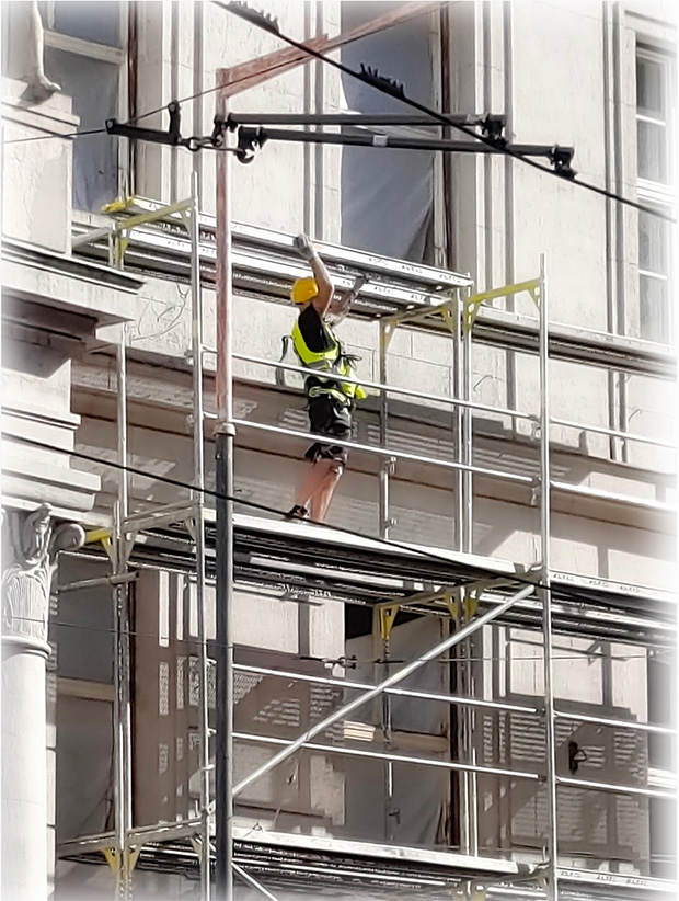 Scaffolding Accidents on the Construction Site can have devastating medical repercussions and need Foulke Law Firm, Goshen NY - NJ