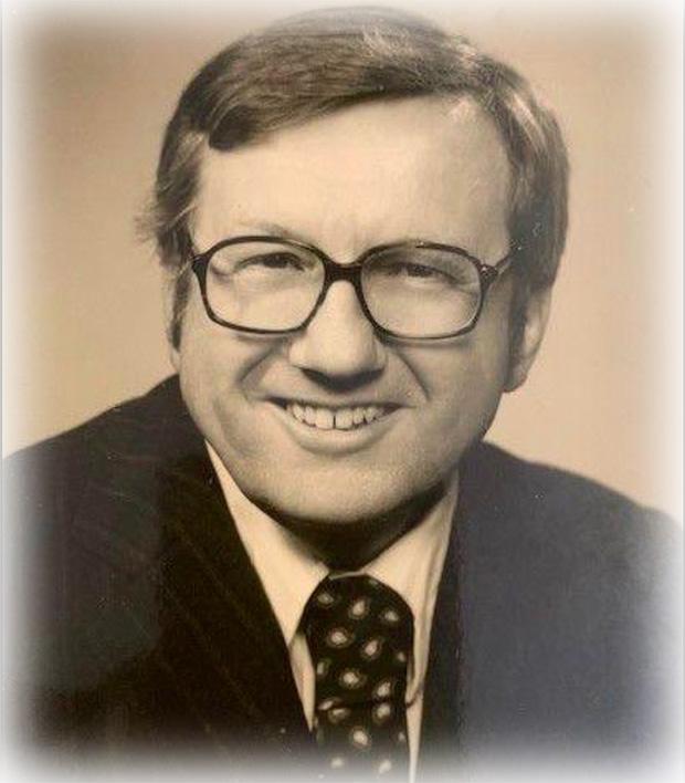 Walter C. Foulke, Jr. Esq., 1928 - 2020
