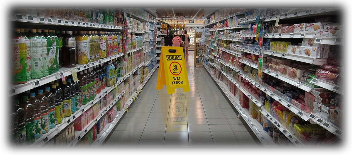 $230,000 jury verdict for victim of supermarket slip and fall accident by Foulke Law Firm, Goshen, NY - NJ